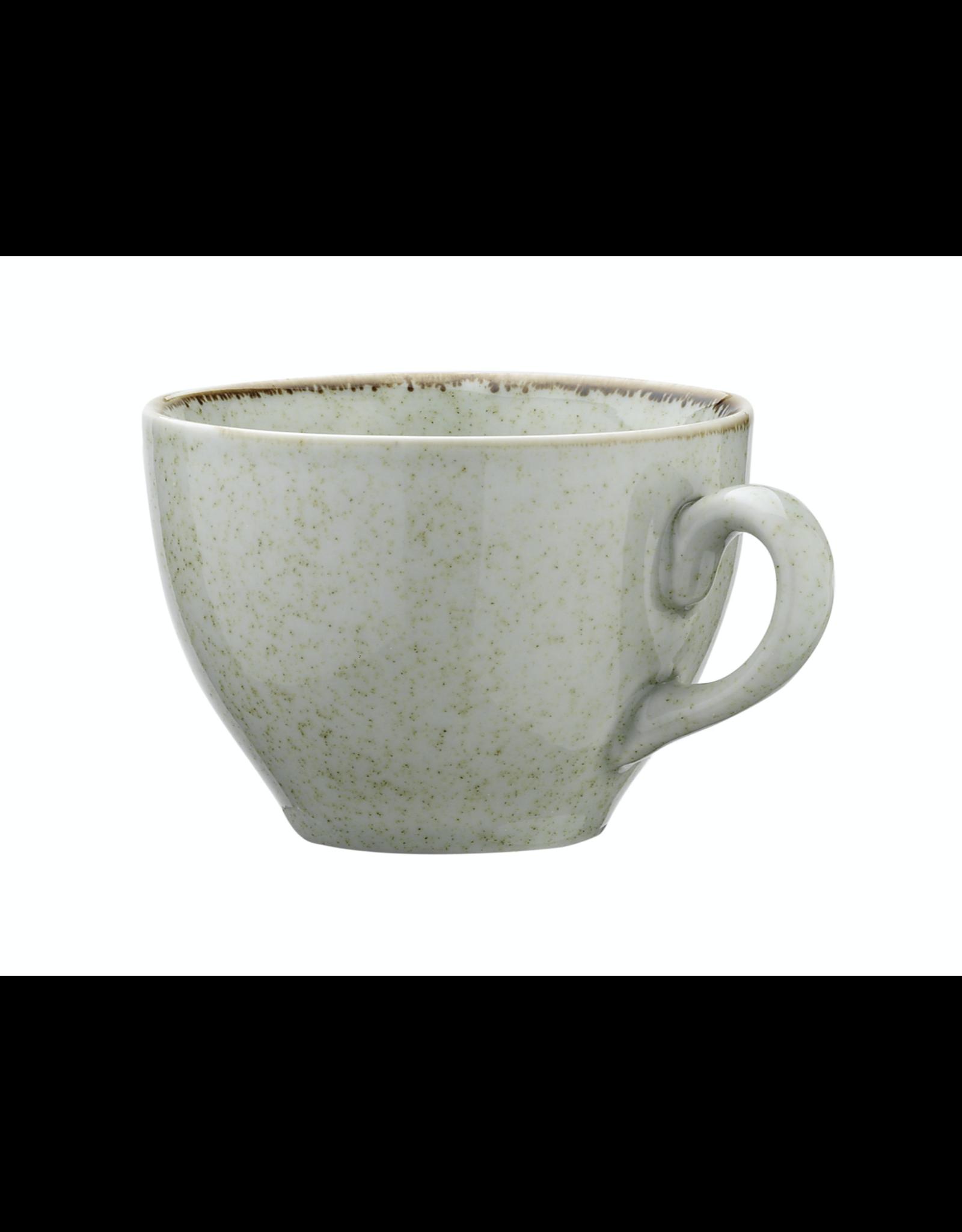 Kitchen Trend Koffiekop schotel ocean zeegroen