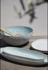 Oval baker 36, EIVISSA, sea blue