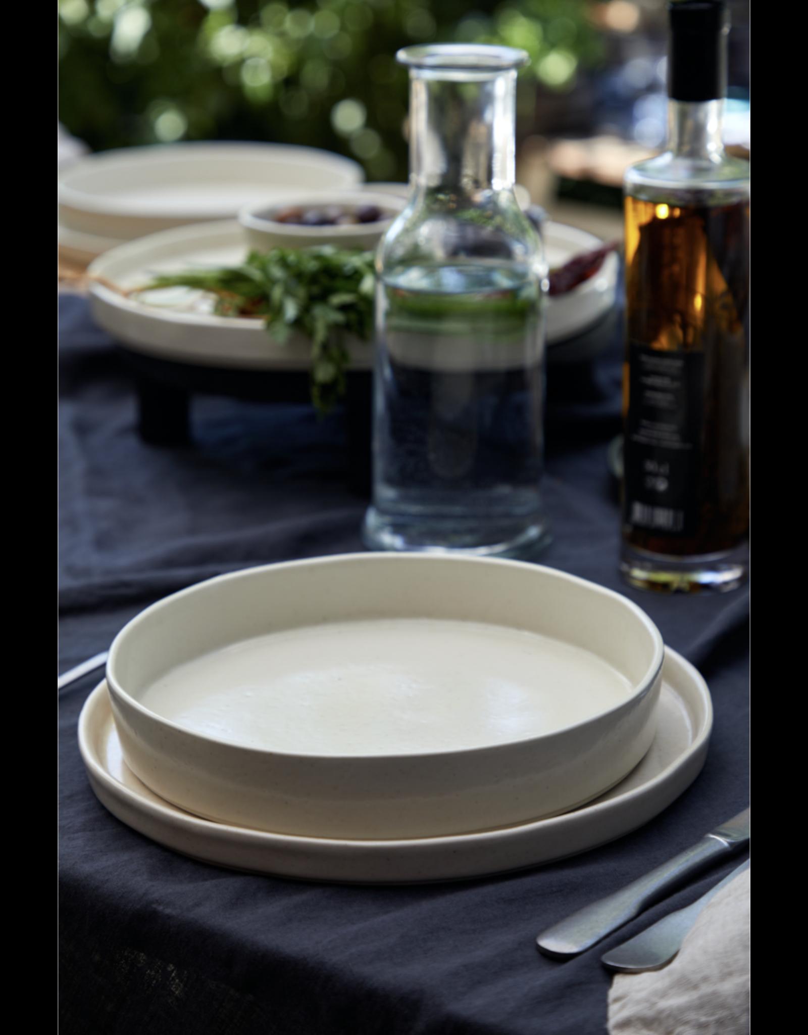 Kitchen Trend Lagoa dinerbord 27.2cm creme