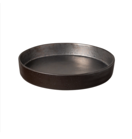 Kitchen Trend Soup/pasta bord 20cm lagoa zwart