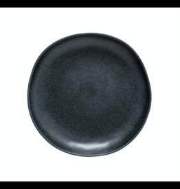 Kitchen Trend Dinerbord livia mat zwart 28 cm