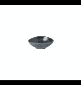 Kitchen Trend Ovale kom 10 cm Livia mat zwart