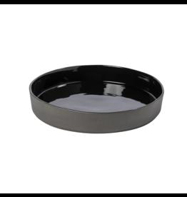 Kitchen Trend soup/pasta bord 24cm lagoa ecogres zwart
