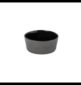 Kitchen Trend Lagoa kom soep/cereal 14 cm zwart ecogres