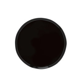 Kitchen Trend Lagoa ecogres dinerbord 27.2cm zwart