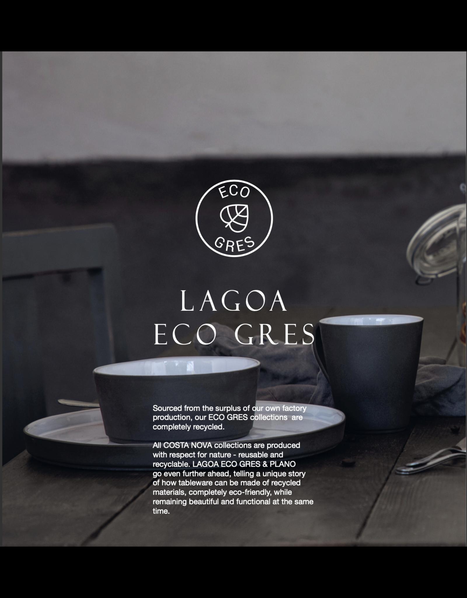Kitchen Trend Lagoa kom zwart ecogres