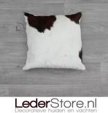 Cowhide pillow Normandic 40x40cm