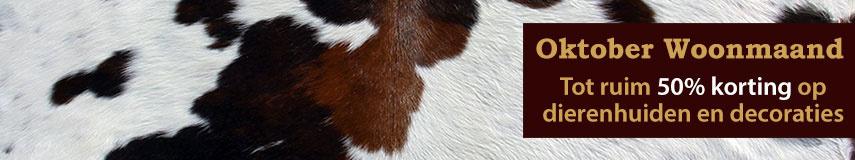 Decoratieve kleine koeienhuiden en koeienvellen kopen