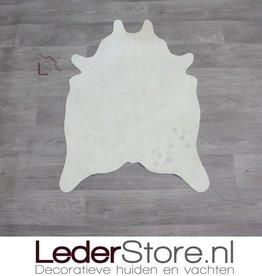 Kleine koeienhuid creme 90x60cm