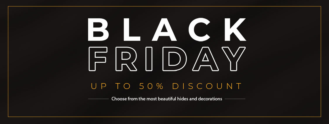 Black Friday at Lederstore - Up to 50% discount