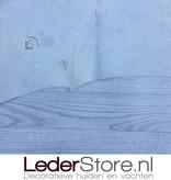 Cowhide rug black white 200x210cm