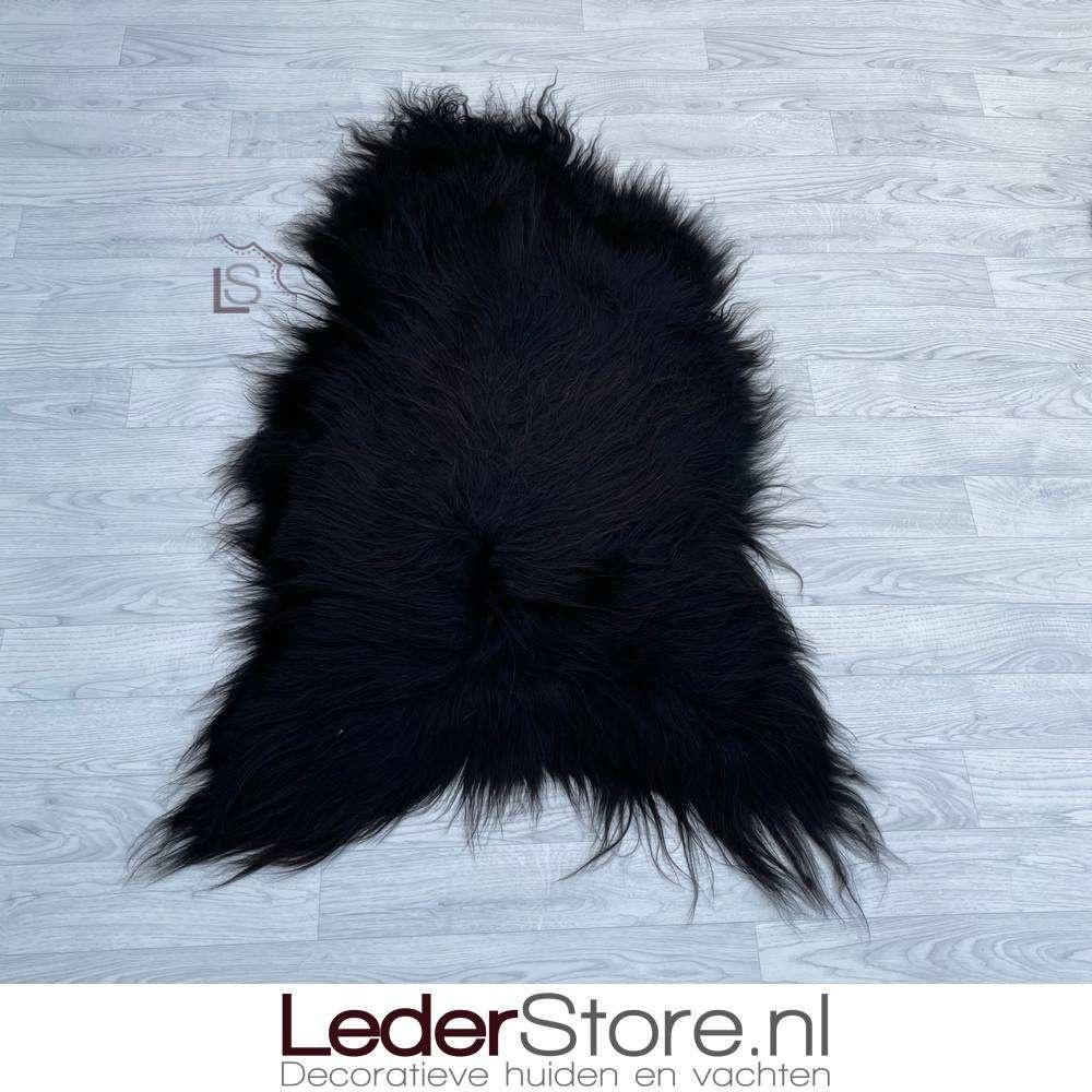 IJslander schapenvacht bruin 120x80cm