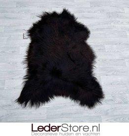 Icelandic sheepskin brown 120x80cm