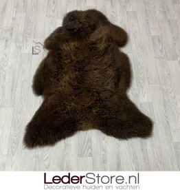 Sheepskin brown 120x90cm L