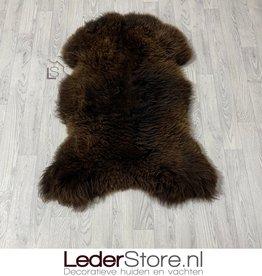 Sheepskin brown 115x85cm L