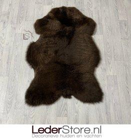 Sheepskin brown 110x70cm L