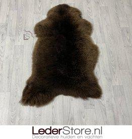 Sheepskin brown 115x75cm L