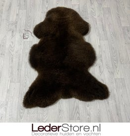 Sheepskin brown 120x80cm L