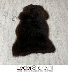 Sheepskin brown 125x80cm L