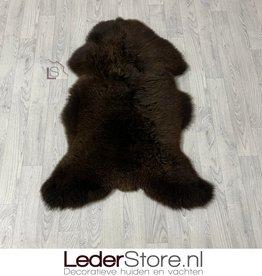 Sheepskin brown 115x80cm L