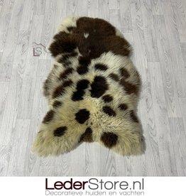Sheepskin brown creme 115x70cm L
