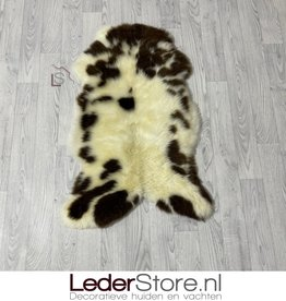 Sheepskin brown creme 95x60cm M
