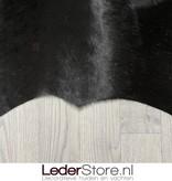 Koeienhuid zwart wit 170x155cm