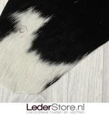 Koeienhuid zwart wit 145x135cm