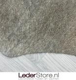Koeienhuid grijs wit bruin 170x150cm