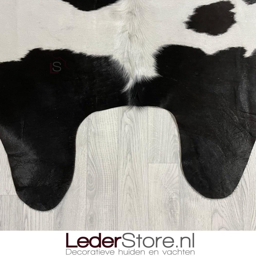 Koeienhuid zwart wit 195x200cm