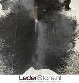 Koeienhuid zwart bruin wit salt n pepper 250x195cm