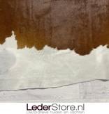 Koeienhuid bruin wit Hereford 240x225cm