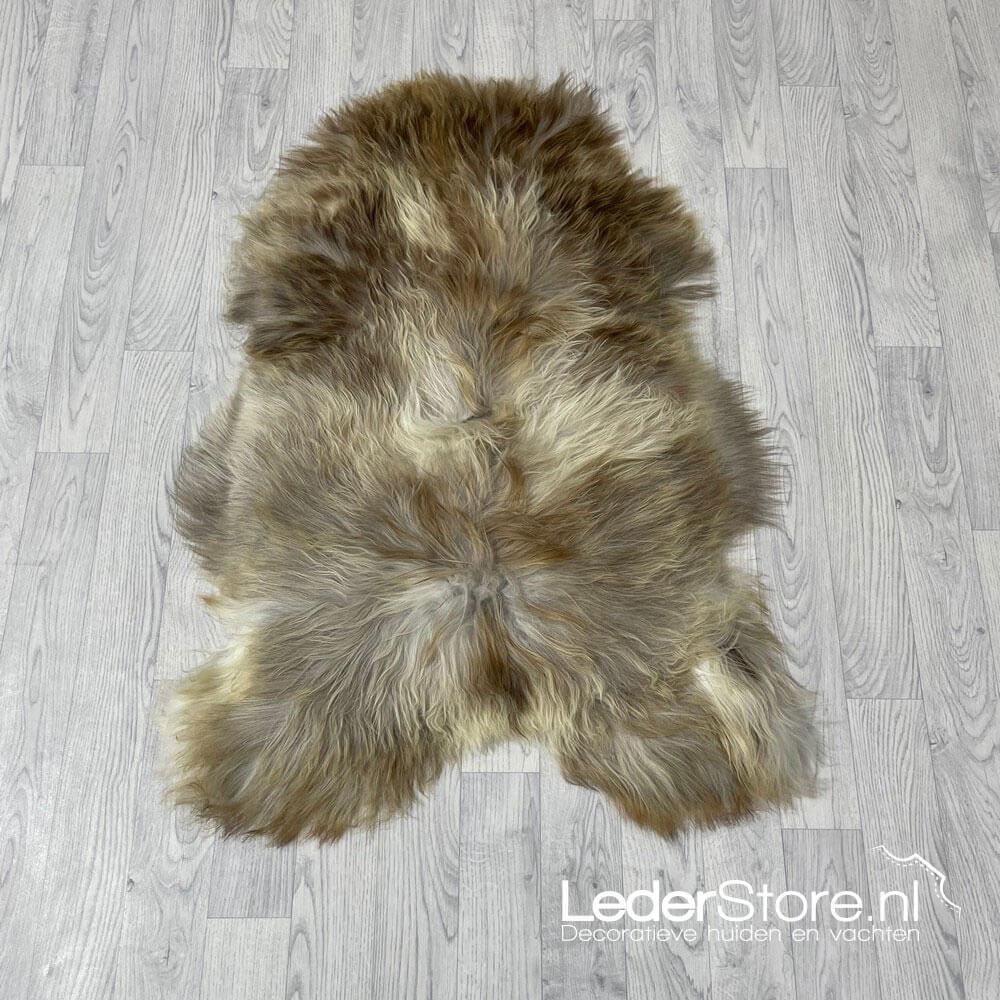 IJslander schapenvacht lang wol
