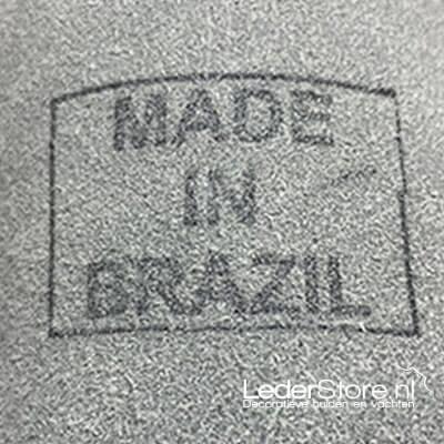 Gemaakt in Brazilië stempel