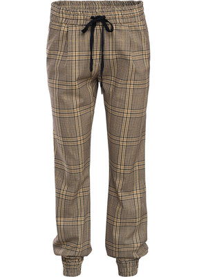 Summum Trousers lurex check