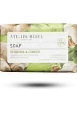 Atelier Rebul Soap Verbena/Ginger 150 gr