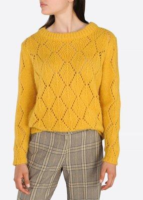Summum sweater alpaca mix