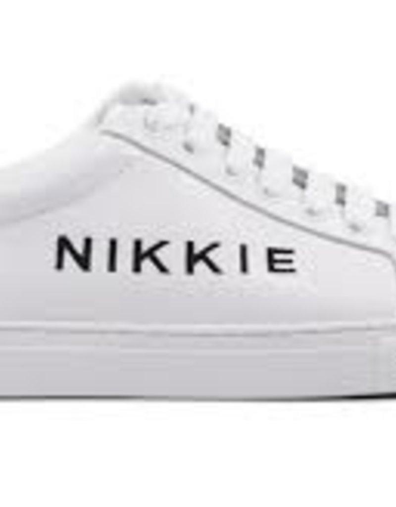 Nikkie Nikkie sneaker met logo N 9-088 1902
