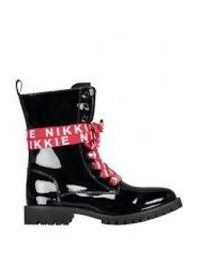 Nikkie Lace biker boots N 9-084 1902