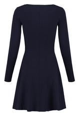 Nikkie Jintha dress N 7-114 0000 - BLAUW