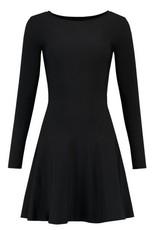 Nikkie Jintha dress N 7-114 0000 - ZWART
