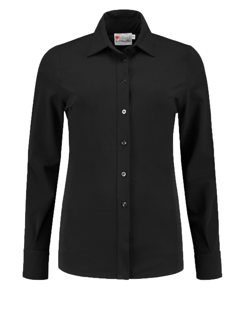 Helena Hart Blouse Transfer - Black