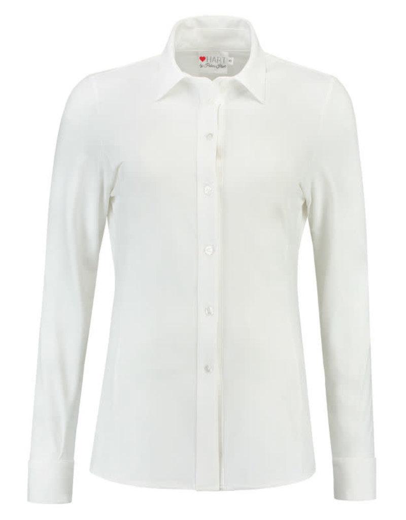 Helena Hart Blouse Transfer -White