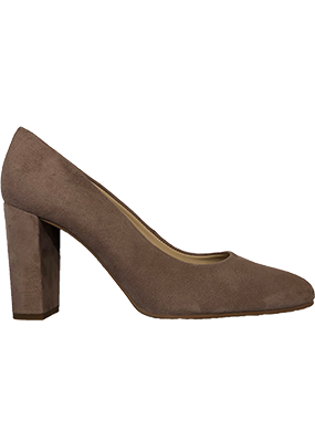 Envogue H. Bibi  Suede Pump -T2754D