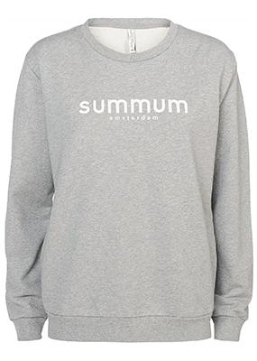 Summum Sweater logo organic cotton