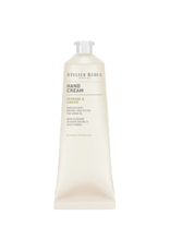 Atelier Rebul Hand Cream Verbena/Ginger 30ml