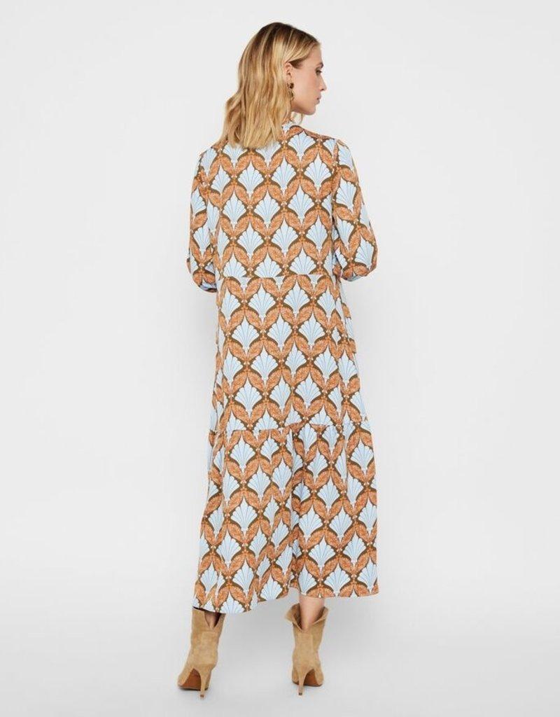 Y.A.S YASGabrielle LS Ankle Shirt Dress, 26019762