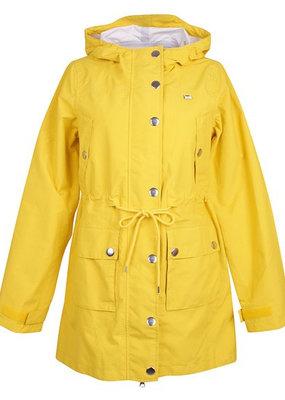 Danefae Gritt rain parka 10451 Yellow