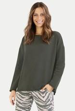 Juvia Fleece sweater oversized 820 00 037