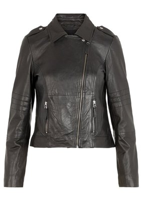 Y.A.S YASFimi Leather Jacket, 26018162